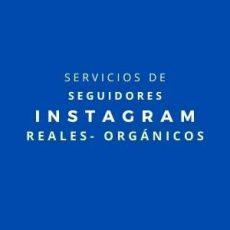 comprar seguidores instagram reales