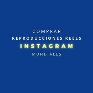 comprar reproducciones reels instagram
