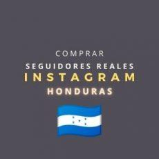 comprar seguidores instagram honduras